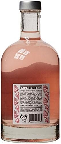 Edinburgh Gin Rhubarb/Ginger 50CL