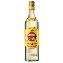 Havana Club Rum 3YO 70CL