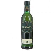 Glenfiddich 12YO Malt Whisky 70CL