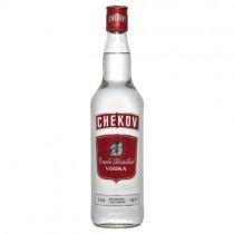 Chekov Vodka UK DS 70CL