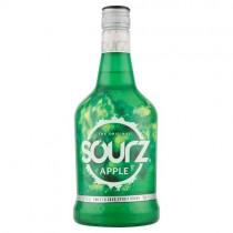 Sourz Green Apple Liqueur 70CL